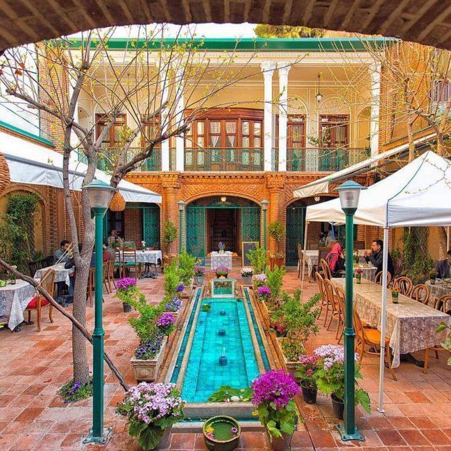 آنسوی خانه فاموری تهران