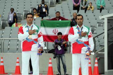 نگاهی به نتایج و جدول مدال آوران ایران در روز نخست بازیهای پاراآسیایی