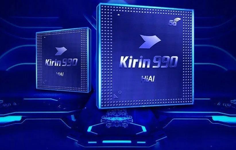 بنچمارک گوشی اسرارآمیز هواوی با پردازنده کایرین 990 دیده شد