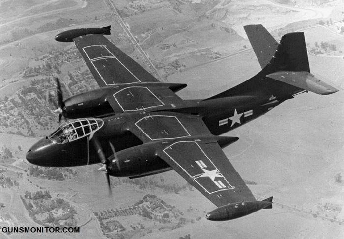 داگلاس A-3 اسکایواریر؛ ناونشین باسابقه آمریکایی! (