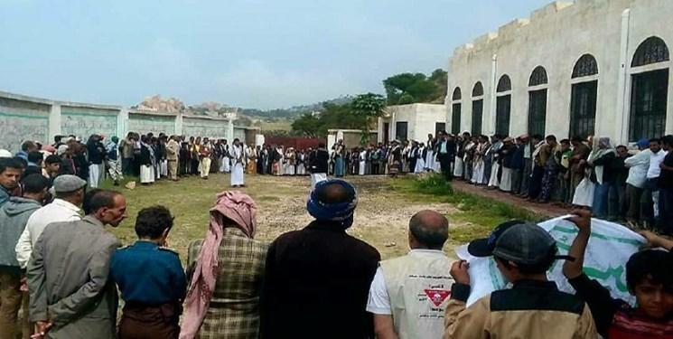 تجمع های یمنی ها در محکومیت توقیف کشتی های نفتی توسط ائتلاف سعودی