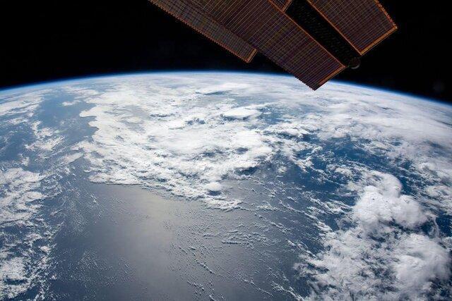 آسمان از منظر فضا