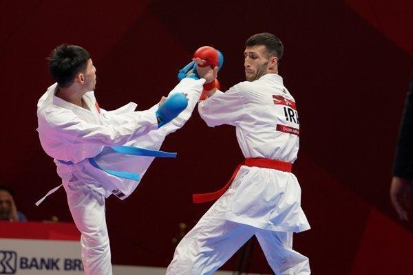 کاراته کاهای ایران رقبای خود را شناختند، غیبت مهدیزاده