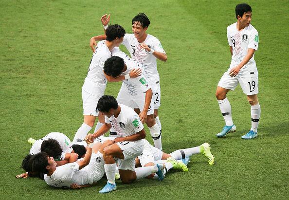 کره جنوبی و هلند در یک چهارم نهایی جام جهانی زیر 17 سال