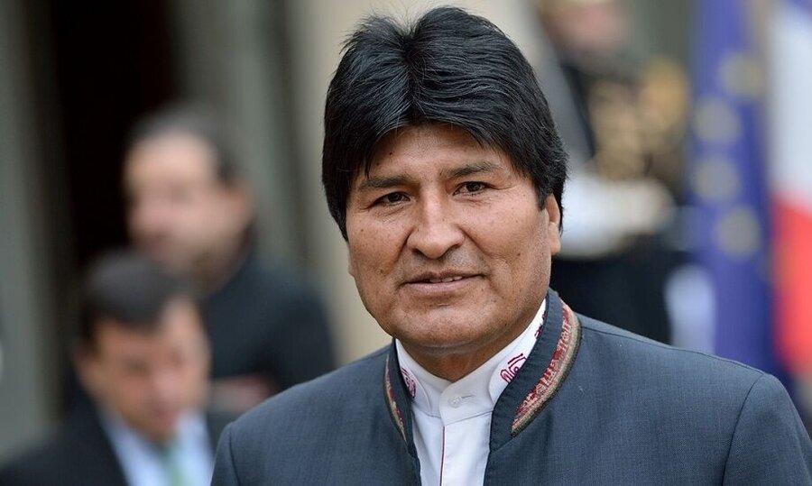 افشاگری مورالس از طرح آمریکا برای انتقال او به گوانتانامو