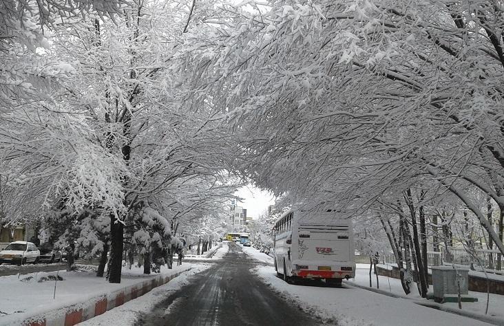 هشدار هواشناسی: بارش برف و باران تشدید می شود