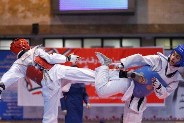 تیم ملی تکواندوبانوان راهی ترکیه شد، تصمیم گیری در خصوص خدابنده
