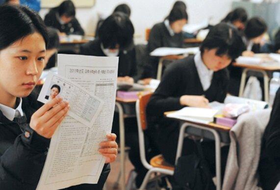 از قرنطینه یک ماهه طراحان سوال در کُره جنوبی تا 9.5 میلیون متقاضی در چین
