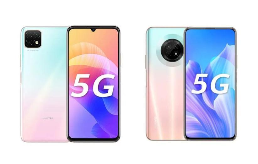 هواوی Enjoy 20 و Enjoy 20 پلاس با پشتیبانی از اینترنت 5G معرفی شدند