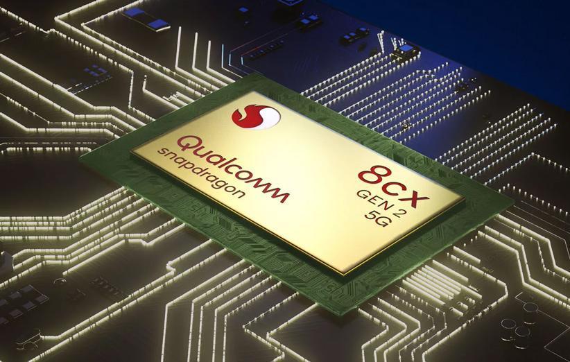 کوالکام از نسل دوم تراشه اسنپدراگون 8cx برای لپ تاپ های ویندوزی رونمایی کرد